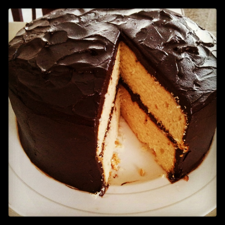 Bake! Chef Michael Smith's double vanilla cake!