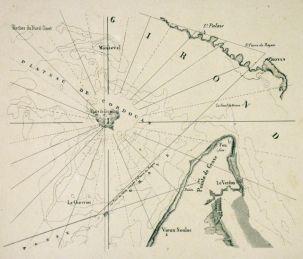 Description du phare de Cordouan,
