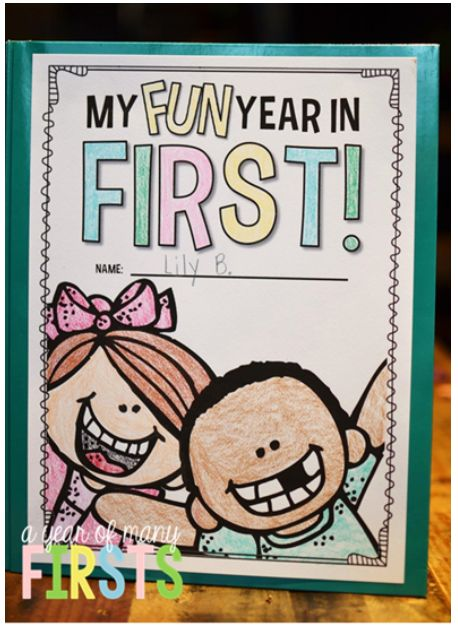 Kindergarten Memory Book Cover Printable : Best ideas about school memory books on pinterest