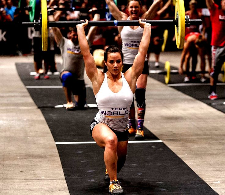 Camille Leblanc Bazinet 2015 South Regional Champion: 36 Best Images About Ladies Of CrossFit On Pinterest