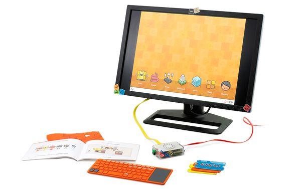 Quer que o seu filho aprenda programação em todos os seus sentidos? Kano é um kit de codificação para crianças e adultos e é alimentado por Raspberry Pi, um computador do tamanho de um cartão de crédito regular. Fora da caixa, Kano pode ser montado em um computador de trabalho, menos um monitor (você precisa trazer o seu próprio). Não se preocupe, ele vem com um guia de como fazer.