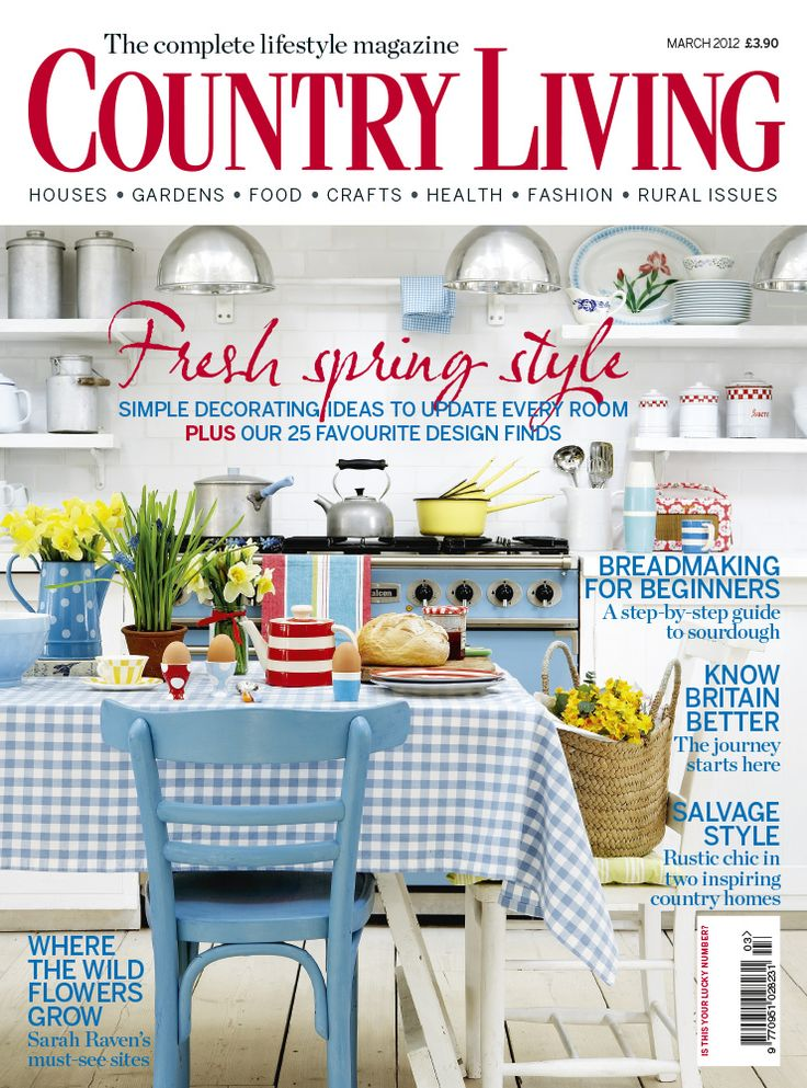 Best 25 country living uk ideas on pinterest country for Country cottage magazine