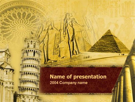 682 best Art \ Entertainment Presentation Themes images on - history powerpoint template