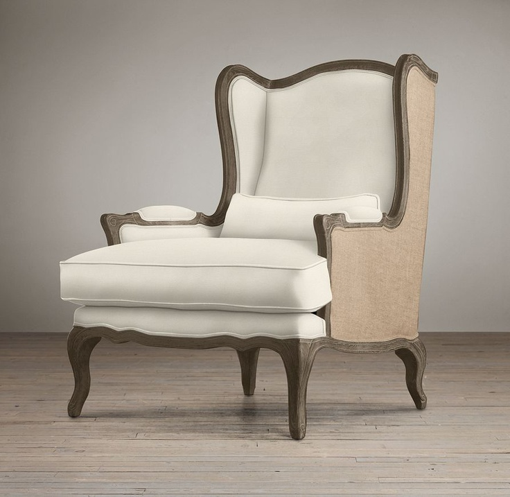 Restoration Hardware Chairs: 24 Best Images About Burlap Chair On Pinterest