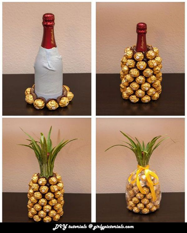 Creativity is an Art.Making creative things from unused things of home give your surroundings a new look.Try this Pineapple Shaped Vase Ideas to make your home more beautiful than ever.more @ http://girlypictorials.com/