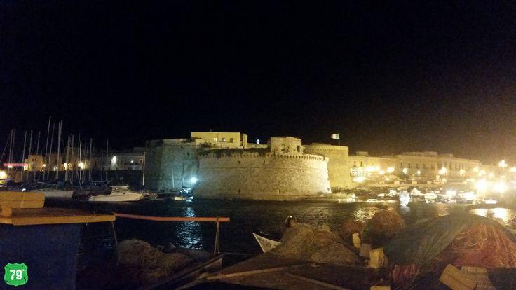 #Gallipoli #Salento #Puglia #Italia #Italy #Travel #79thAvenue #Viaggiare #Viaggio #ILoveItaly #Castello #Castle