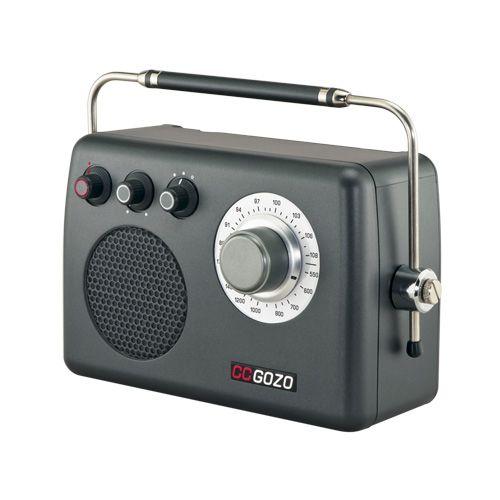 CC Gozo, cool radio from C. Crane.