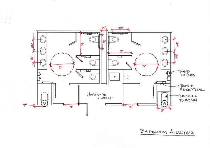 Best 25 ada bathroom ideas on pinterest handicap - Ada bathroom mirror requirements ...