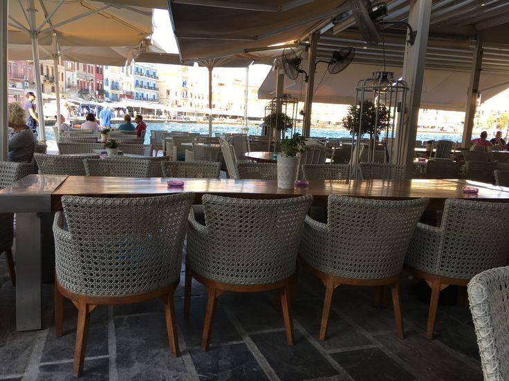 Jane arm chair and  Raha table