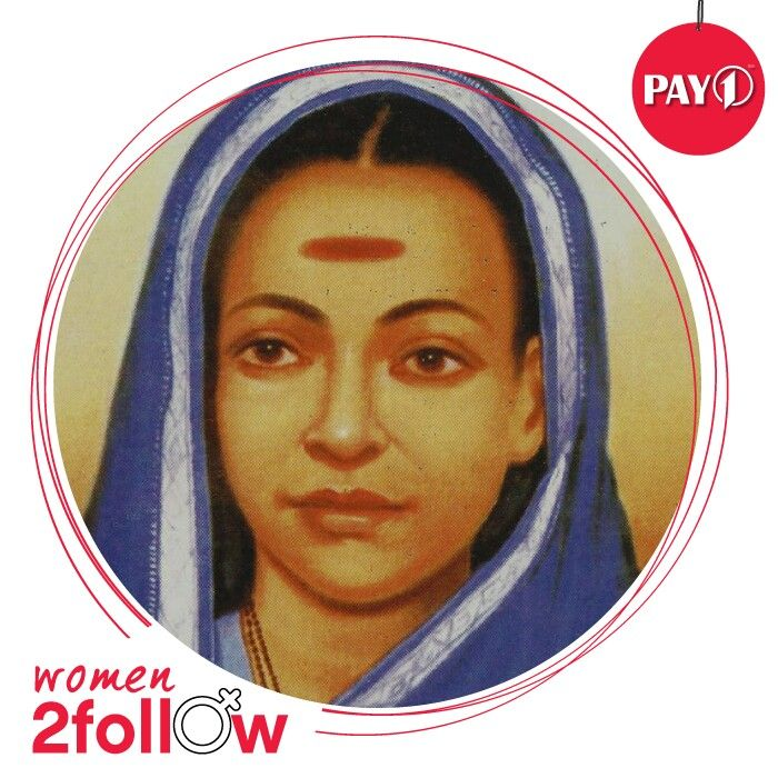 A female Social Reformer who played a Pivotal role in upliftment female rights in India during British Colonisation#women2follow