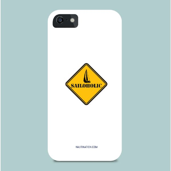 Smart Phone Cover - Sailoholic | Nautination gifts for sailors, boaters…