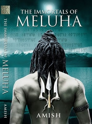 The Immortals of Meluha by Amish : Indian mythological fiction about Lord Shiva, the most favourite book in recent times.