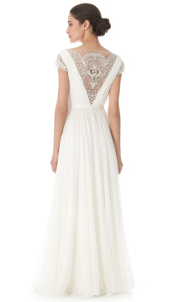 Reem Acra Goddess Gown via SHOPBOP