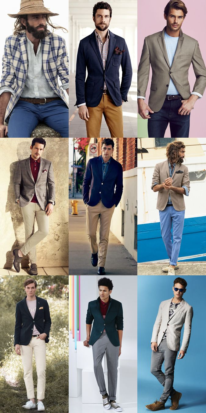 Five Items You Can Wear Casually Or Smart  #mens #style #fashion