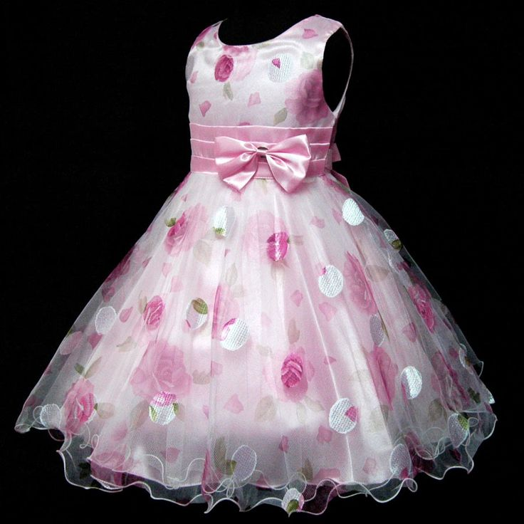 vestido de festa infantil 3