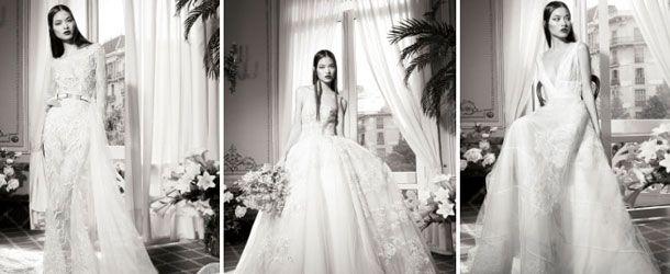 Bridal Collection of Yolan 2015