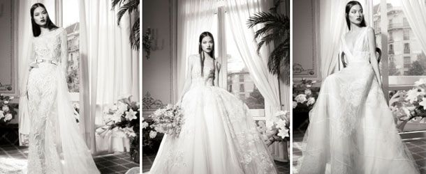 Bridal Collection of Yolan 2015