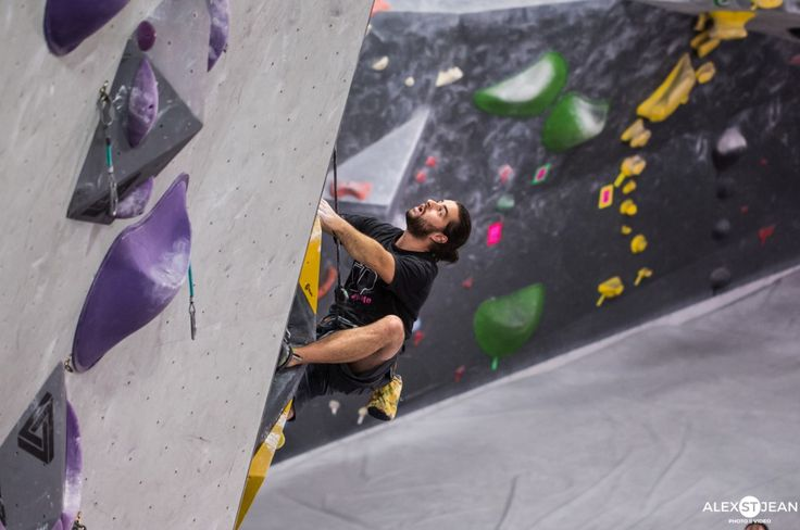 Montreal Indoor Rock Climbing Gym | Allez Up