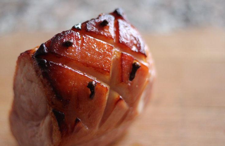 Prosciutto Glassato