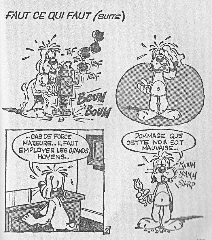 Gai Luron (1971) :  Noix 2