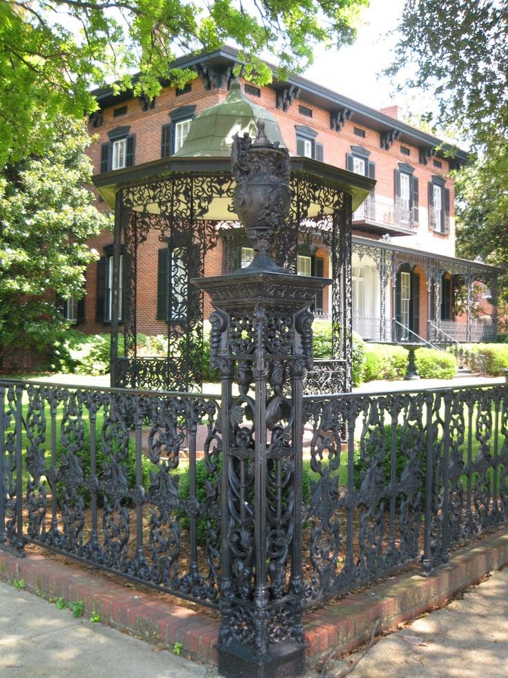 "Historic Antebellum ""Rankin House"" Columbus Georgia"