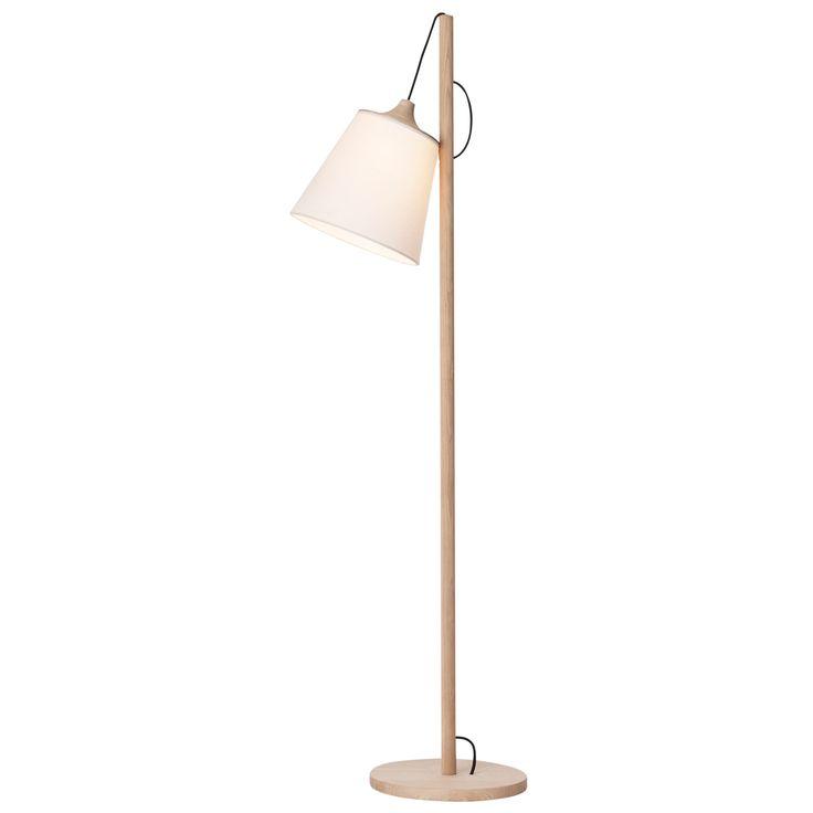 Pull lamp fra Muuto, design Whatswhat. Den svenske designtrioen vant Muutos designkonkurranse for Sk...