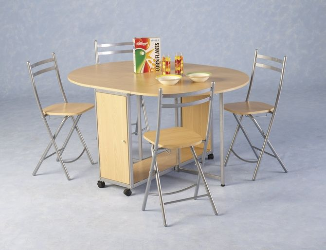 Dining Table And Chairs For Small Kitchens