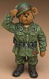 Army Boyds Bear GI Bearsley