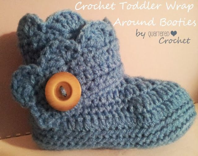 Okay! As much fun as I have had making these baby boots in all these different sizes, this will be the...