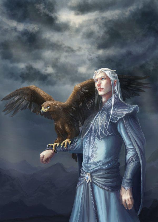King of the Valar by ProphetQueen on DeviantArt