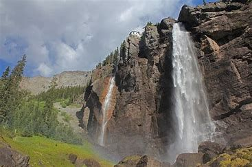 Image result for Largest Waterfall in Colorado