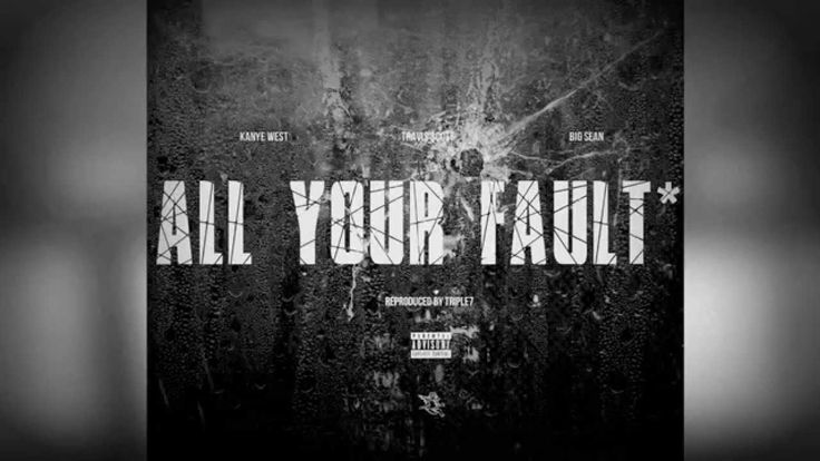 Big Sean Kanye West  All Your Fault Instrumental #thatdope #sneakers #luxury #dope #fashion #trending