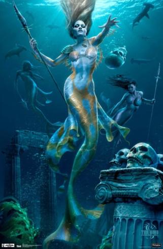 Tom Wood - Mermaids
