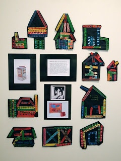 kindergarten unit on architecture...building a better world, by new city arts