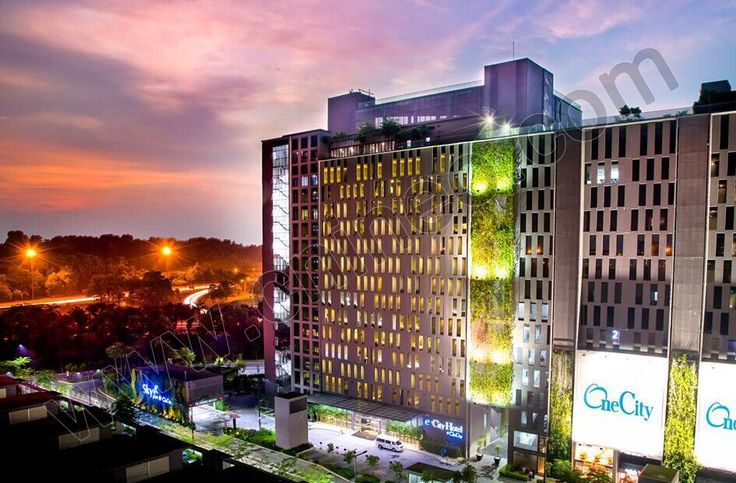 Ecity hotel malaysia kitchen design by ineo hotel for Www kitchen design com
