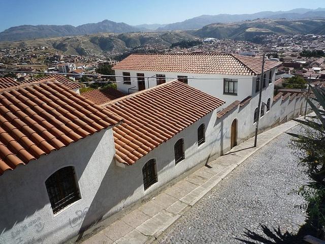 Hill Chill (Sucre, Bolivia)