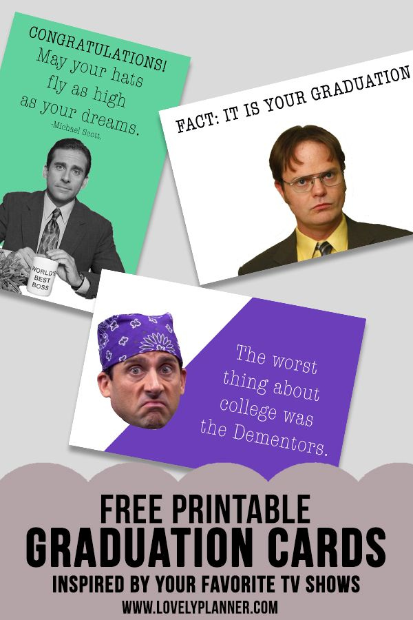 image regarding Dwight Schrute Id Badge Printable called Cost-free Printable Commencement Playing cards - influenced by way of The Place of work