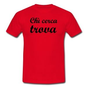 proverbe corse Tee shirts - T-shirt Homme