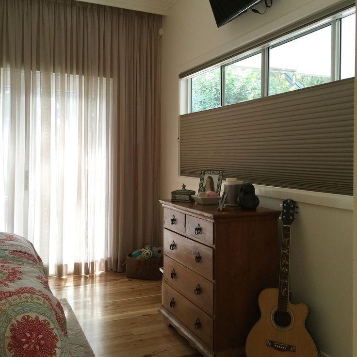 http://parkshuttersandblinds.com.au #duette #curtains #interiors #luxaflex #luxaflexaus #parkshuttersandblinds #sydneyliving #windowfurnishings