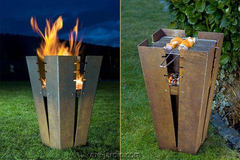 best 25 brasero barbecue ideas on pinterest brasero. Black Bedroom Furniture Sets. Home Design Ideas
