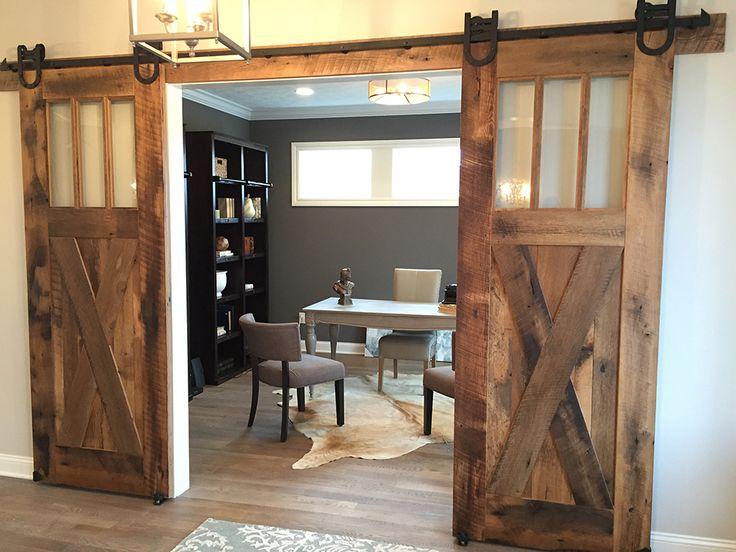 3 Pillar Homes | Jerome Village Model | Central Ohio #study #barndoor #custom