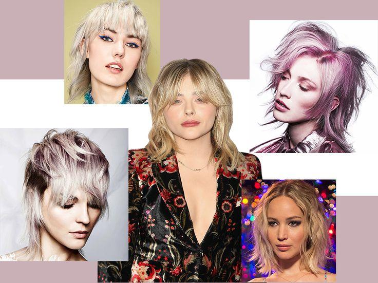 Il rock e gli anni '70 investono i capelli con il loro spirito di ribellione. Il taglio shag è l'haircut del momento, visto sulle star, in passerella e ne