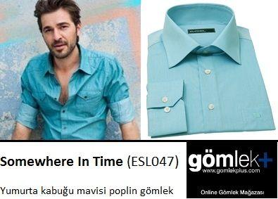 İster sarışın olun ister esmer biz eminiz ki bu gömlek size de çok yakışacak.  Linki tıklayarak sipariş verebilirsiniz;   http://www.gomlekplus.com/urun/somewhere-in-time--esl047-_266.aspx?CatId=140tabId=123