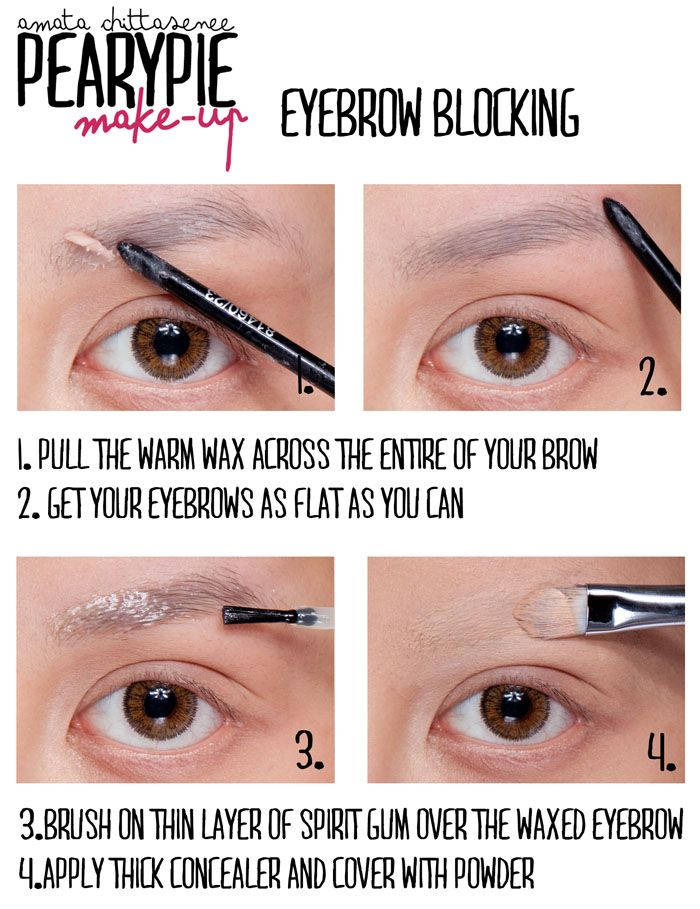 Pearypie's Tips about eyebrows! | Makeup. | Cosplay ...