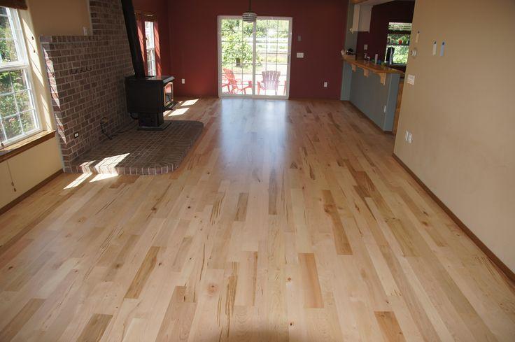 9 best images about maple hardwood flooring on pinterest for Hardwood floors 5 inch