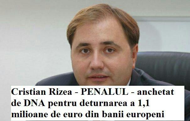 Cristian Rizea bufonul PSD-ului perdantul penajul dezastru