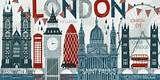 Hello London - Wall Mural & Photo Wallpaper - Photowall