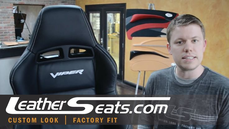 Dodge Viper Seats at, Wall Stadium Speedway, Wall Township, New Jersey.  Dodge Viper Seats Upgrade the aging factory leather in your 1st or 2nd Generation Dodge Viper to Full Grain Italian Automotive leather with LeatherSeats.com – The first kit in this video was built for the 2003 to...