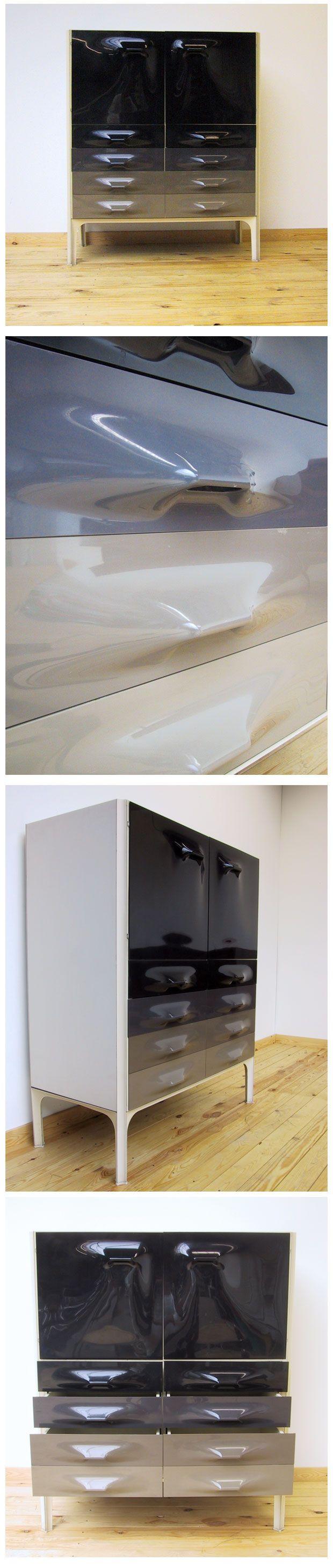 Raymond Loewy DF-2000 cabinet 1960