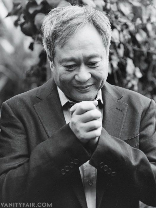 Ang Lee by Bruce Weber